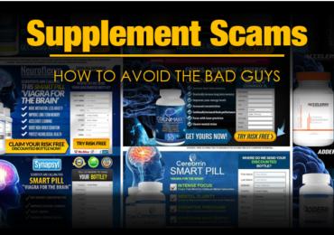 Supplement Scams – How To Avoid The Bad Guys
