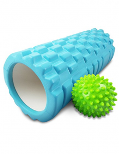 Foam rolling for productivity