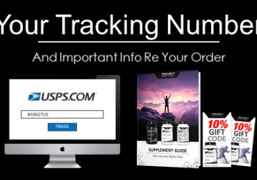 Receiving Your Tracking Number And Supplement Safety Guide