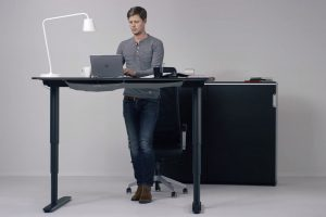 Standing desks for productivity