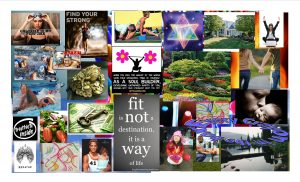 vision boards and productivity