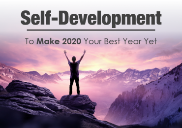 Your Self-Development to make 2020 your best year yet.